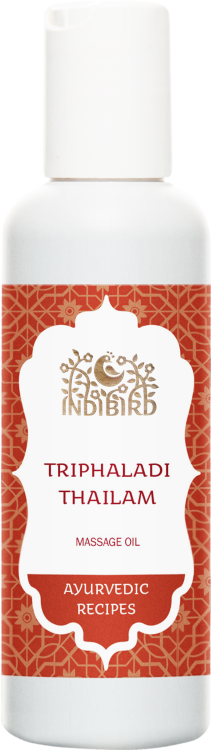 Масло Трифалади Тайлам (Triphaladi Thailam Massage Oil), 150 мл