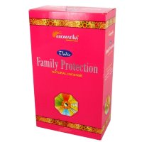 Благовония Vedic Masala Family Protection ЗАЩИТА СЕМЬИ 15гр.